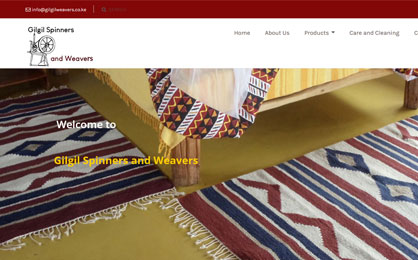 Gilgil Weavers and Spinners