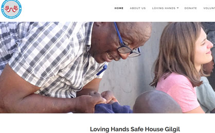Loving Hands Safe House