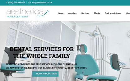 Aesthetica Dentisrty