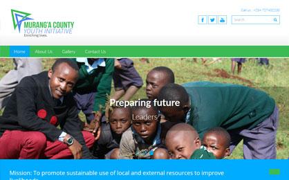 Muranga Youth County Initiative