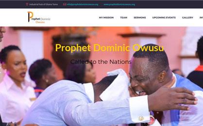 Prophet Dominic Owusu